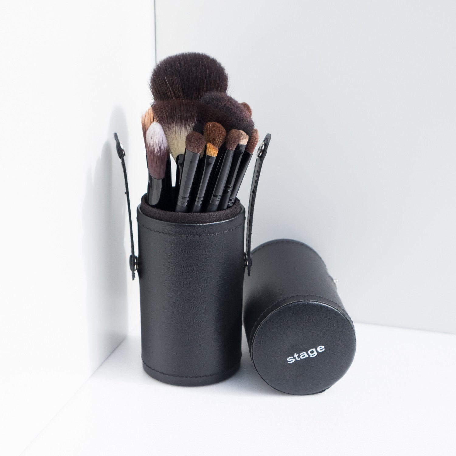 Stand Up Brush Tube