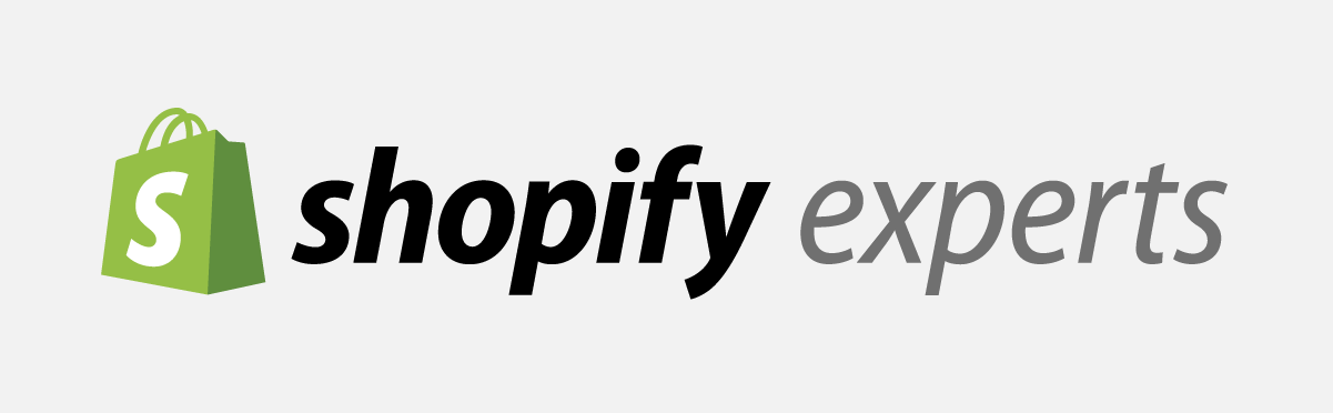 Shopify experts for light background