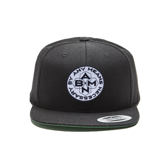 Snapback - Solid Black