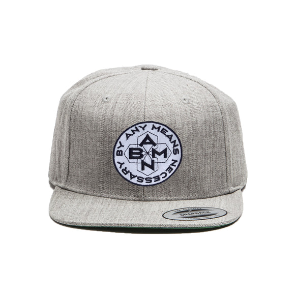 Snapback - Grey Heather