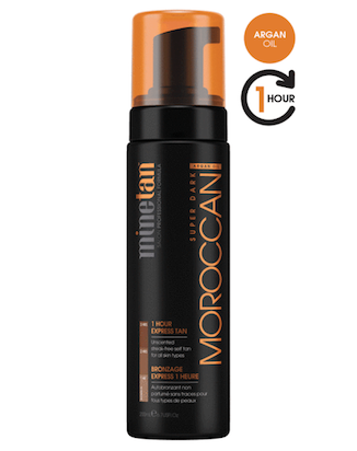 MineTan Moroccan Self Tan Foam