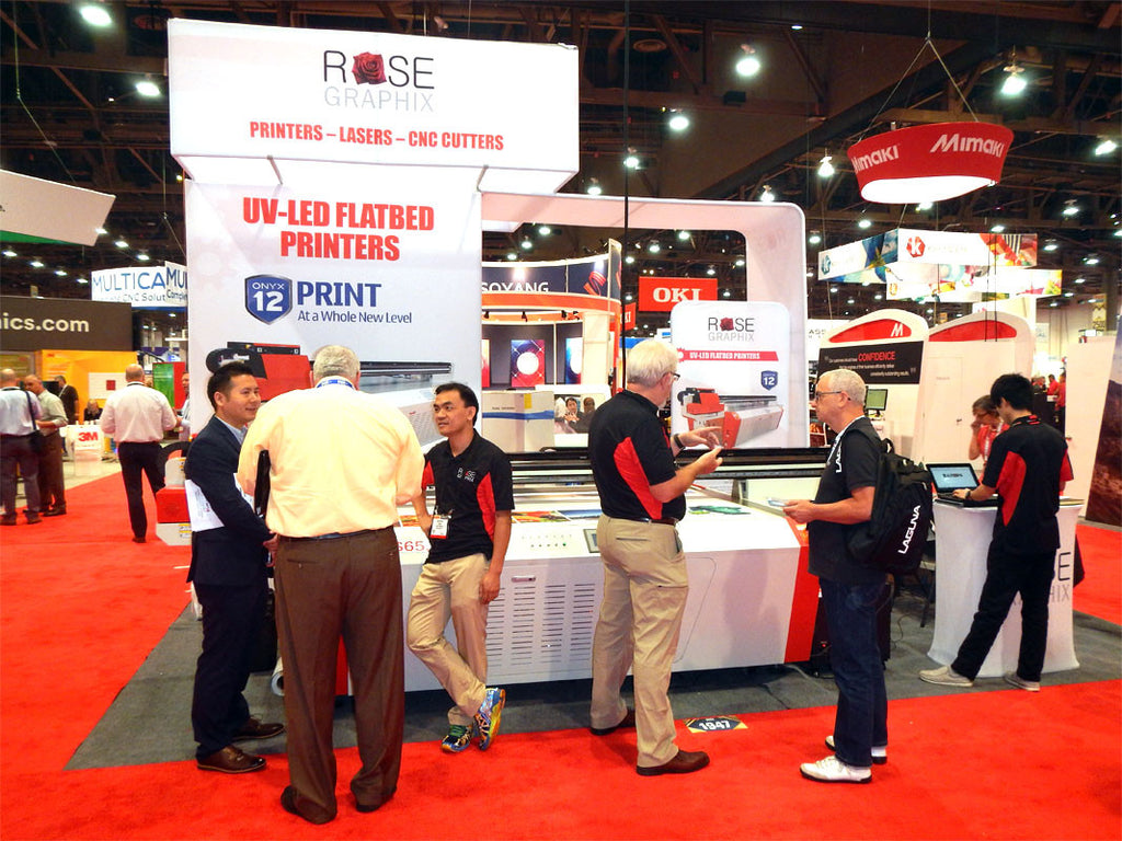 2016 SGIA Expo in Las Vegas (September 14-16)