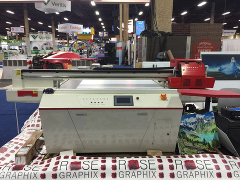 Rose Graphix 2015 ISA Sign Expo