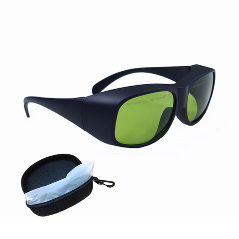 Absorbing Laser Safety Glasses