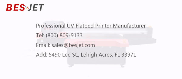 UV Printer Product Specification 10