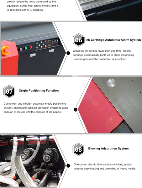 UV Printer Product Specification 7