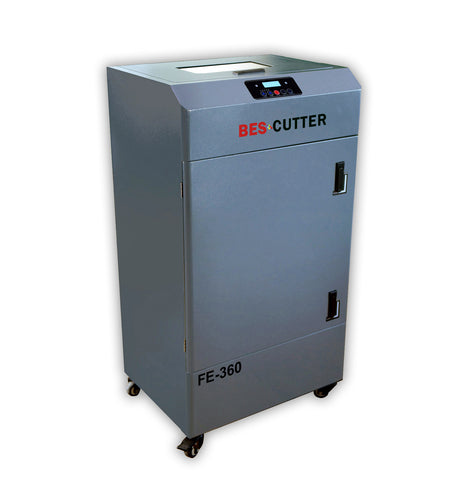 BESCUTTER Fume Extractor FE-360 - Rose Graphix, Lasers, rosegraphix