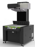 3-axis Laser Head Scanner CO2 Galvo Laser Marking Machine 180W/250W Rofin Metal Tube Fully Enclosed - BesCutter