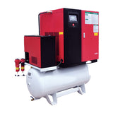 1.6 MPA Air Compressor/Dryer Combo for Fiber Laser Cutting - Rose Graphix, Parts for Laser, rosegraphix