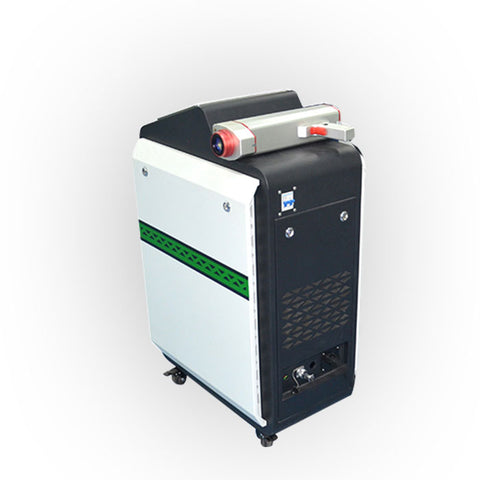 激光清洗机。Portable Design Laser Cleaning Machine  100W 200W - Rose Graphix, Lasers, BesCutter