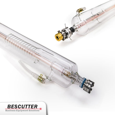 BESCUTTER C4 CO2 LASER TUBE 100-130W FOR REPLACING RECI W4 TUBE - Rose Graphix, Parts for Laser, BesCutter