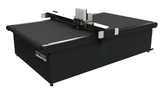 "Dual-Head Flatbed High Speed Digital Cutting System 68""x100"" - BesCutter Laser Cutters and Engravers"