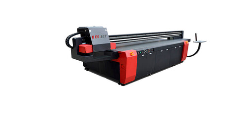 BesJet 10'x6.5' UV Flatbed Printer Ricoh Gen5 Printheads - Rose Graphix, Printers, rosegraphix