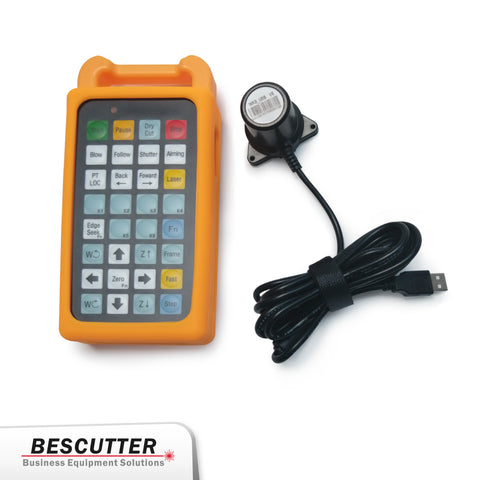 Fiber Laser Cutting Machine Remote Controller Wireless Controller Cypcut Remote Control - BesCutter