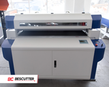 ALL SYSTEM INCLUDED BESCUTTER WORKFORCE [4'X8' - 5'X10] CO2 LASER CUTTER & ENGRAVER SYSTEM | 150W - 260W | DOUBLE WORK PLATFORM - BesCutter Laser Cutters and Engravers