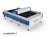 ALL INCLUDED Workforce [4'x8' - 5'x10] CO2 Laser Cutter & Engraver System | 150W - 260W | Double Work Platform - BesCutter Laser Cutters and Engravers