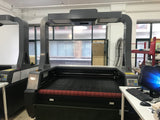 "Fabric Cutting Master 63""x 39"" CO2 Laser Cutter 100 W to 150 W with Auto Feed - Rose Graphix, Lasers, rosegraphix"