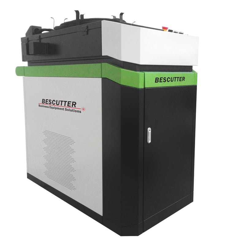 BesCutter 1KW Handheld FO Laser Welder Single Phase Power - BesCutter Laser Cutters and Engravers