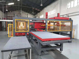 Trans Mater Loading and Unloading System FOR FIBER LASER CUTTING MACHINE - Rose Graphix, , BesCutter
