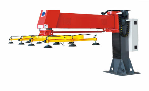 AUTOMATIC FEEDING MANIPULATOR FOR FIBER LASER CUTTING MACHINE - BesCutter