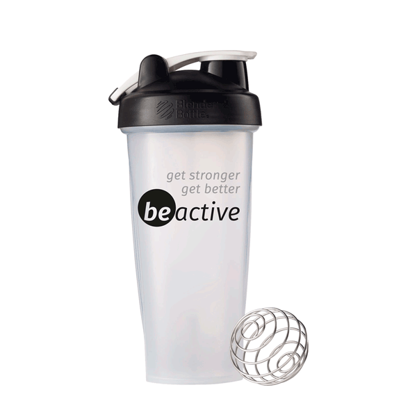 Blender Bottle Shaker mit Loop® - Schwarz