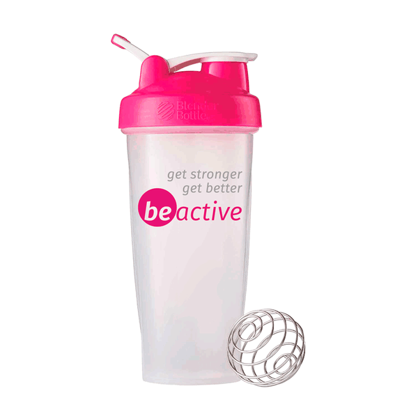 Blender Bottle Shaker mit Loop® - Pink