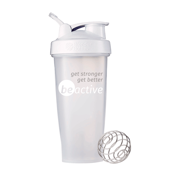 Blender Bottle Shaker mit Loop® - Weiß