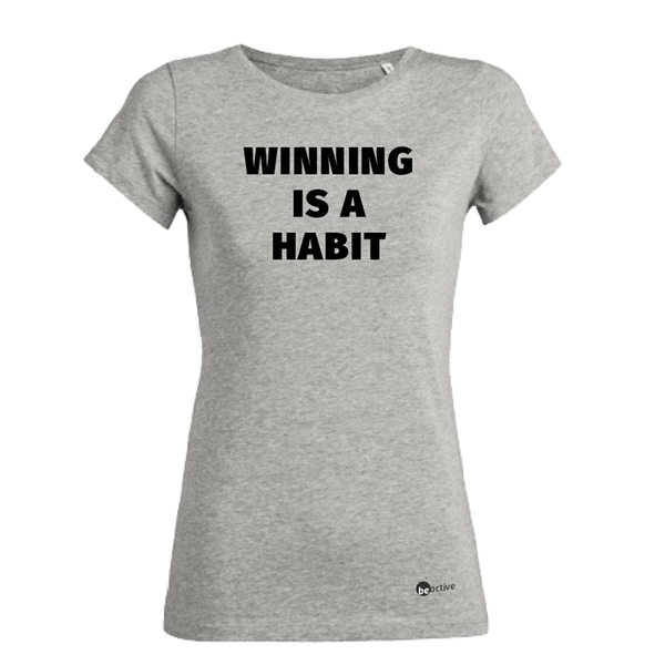 Winning is a habit - Damen