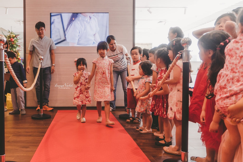 Thanks for all of you to make this Pop Up Shop and Kids Fashion Runway success !