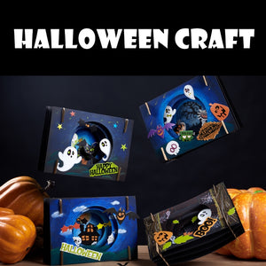 Make your own Halloween DIY Set HLW1031A/HLW1031B/HLW1031C/HLW1031D