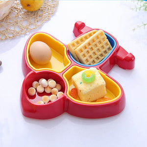 Children BPA FREE Dinnerware Set C6013A/ C6013B