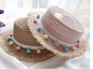 Girls Korean Fashion Hat A324K025A/A324K025B/A324K025C