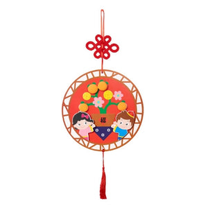 Lunar New Year Art and Craft Decoration DIY Pack CNY1006C