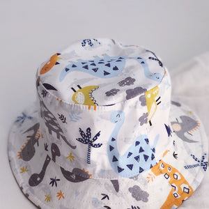 Kids Sun Protection Reversible Hat A324K042A