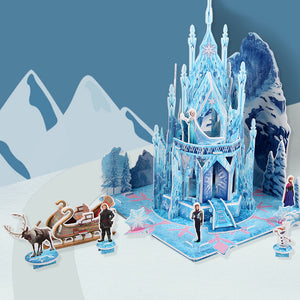 Children Frozen 3D Puzzle PZ1001A