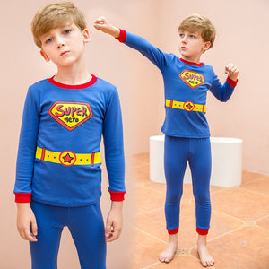 Superman Pyjamas 2pcs Set A40421C