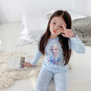 Frozen Pyjamas 2pcs Set A40425K