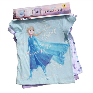 Girls Frozen Shirts 3-Pieces Set A20218H
