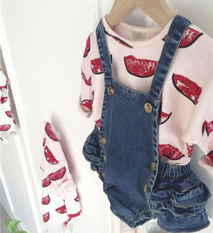 0-2Y Made in Korea Childhood Girl and Boy Romper PPDK111