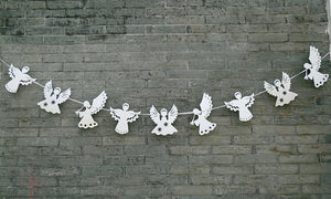 Christmas Angels Garland A7221F