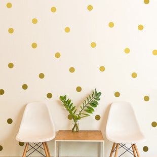 Vinyl Wall Sticker Decal A6071A Black / A6071B Gold