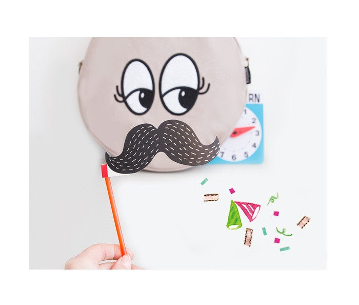 BENTOY Mustache Party Props Kit A701B