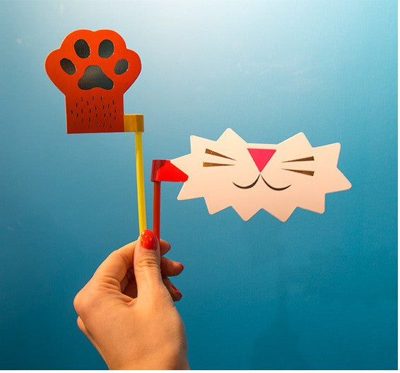 BENTOY Kitten Party Props Kit A701C