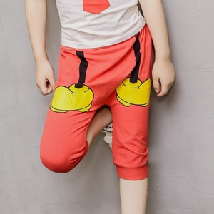 2-10Y Kid Pyjamas 2pcs Set K1034B