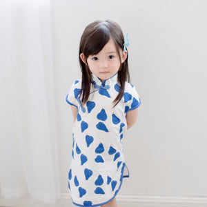 2-8Y Girls Cheongsam Dress A200C19A