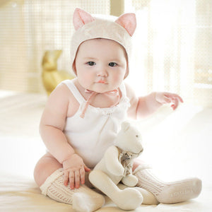 Baby/ Toddler Cotton Beanie A3248D