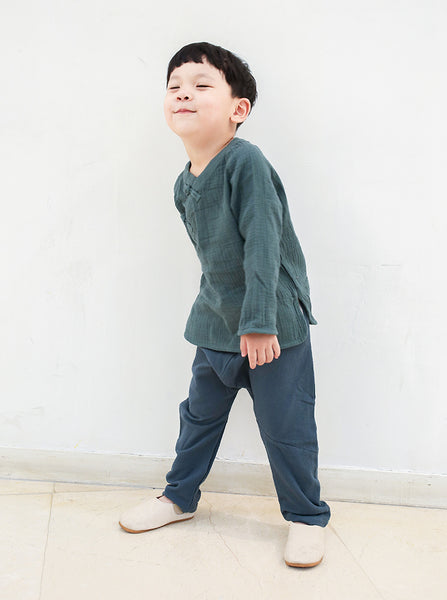 2-8Y Kids Chinese Pants A100C31H