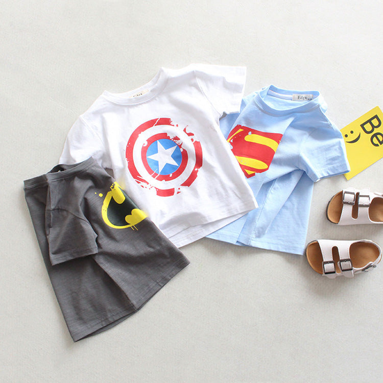 1-8Y Boys Short-Sleeve Shirt A104M