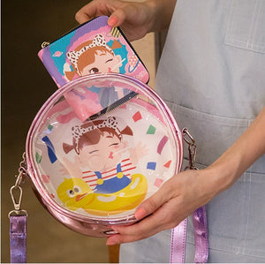 Authentic BENTOY Lollipop Collection Shoulder Hand Bag Sling Bag D207A / D207B / D207C / D207D