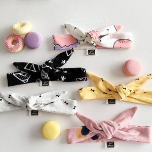100% Handmade Kids Fabric Headband A323G105A